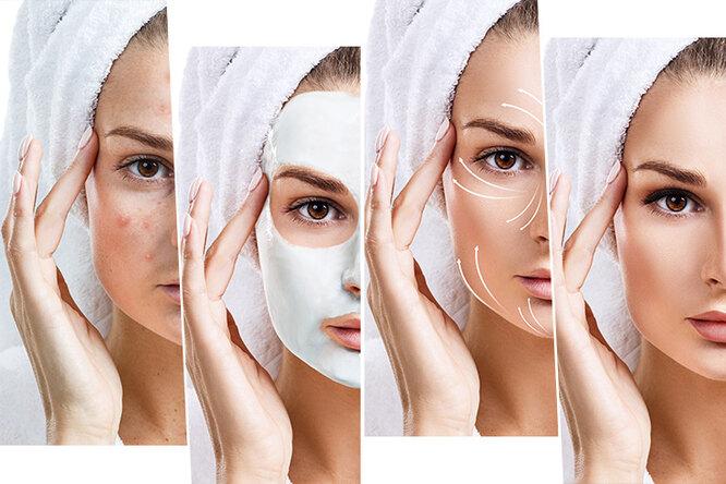 5 чисток особи - відповіді косметолога